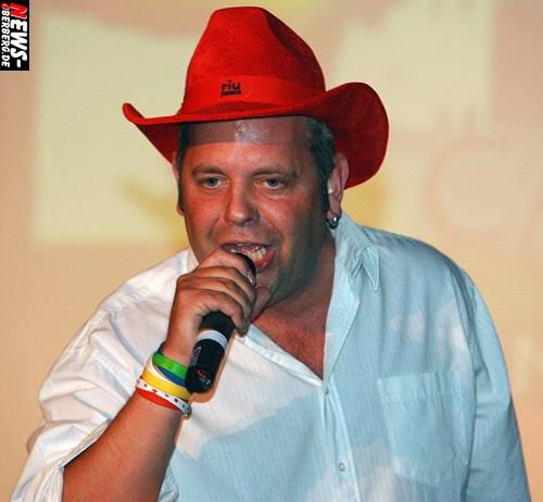 Der König vom Goldstrand auf Bulgarien ´Bullman´ Markus Becker (Das rote Pferd) @100 Jahre SSV Bergneustadt (Mega Mallorca Party)