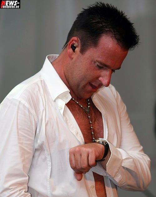 Michael Wendler ´muss schnell weg´ Termin TV Auftritt Hamburg mit Privatjet @100 Jahre SSV Bergneustadt Mega Mallorca Party