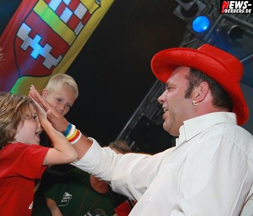 Markus Becker - Handshake - Das rote Pferd