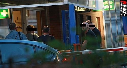 Bergneustadt: (UPDATE#2) Security überwacht Eingang! ´Säuberungsaktion ISE´ hat begonnen. Rund 60 ´nicht Unterschreiber´ wurden fristlos gekündigt und erhalten striktes Hausverbot. ISE-Nordwind Deal wird ´wahrscheinlich´ Samstag entscheiden