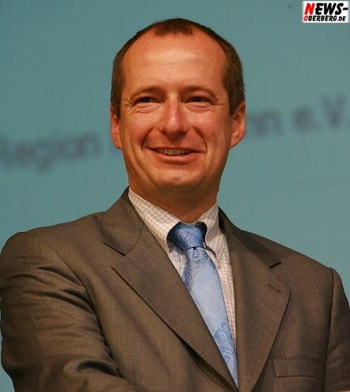 NRW-Bau- und Verkehrsminster Oliver Wittke @Steinmüller Projekttag 2008