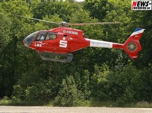 D-HKMM - LBS - Deutsche Leasing - Sparkasse - Hubschrauber - Heli - Helikopter