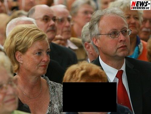 Michaela Engemeier-Heite (SPD) und Dr. Gero Karthaus (SPD) @Steinmüller Projekttage 2008