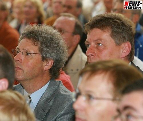Klaus Peter Floßbach (CDU) und Bodo Löttgen (CDU) @Steinmüller Projekttage 2008