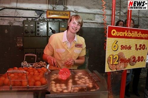 Quarkbällchen - Bäckerei Lange Gummersbach