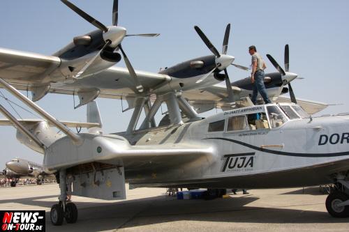 Tuja Dornier- Berlin - Internationale Luft und Raumfahrt Austellung