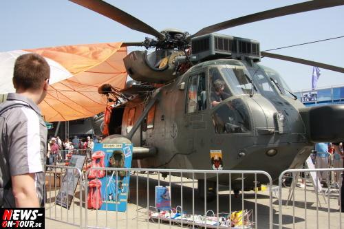 Hubschrauber - Berlin - Internationale Luft und Raumfahrt Austellung