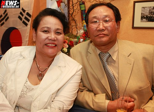 Choi Kye Niun (Mutter Yoon) und Yoon Hyo Yong (Vater Yoon), die Eltern von Kyung-Shin Yoon.