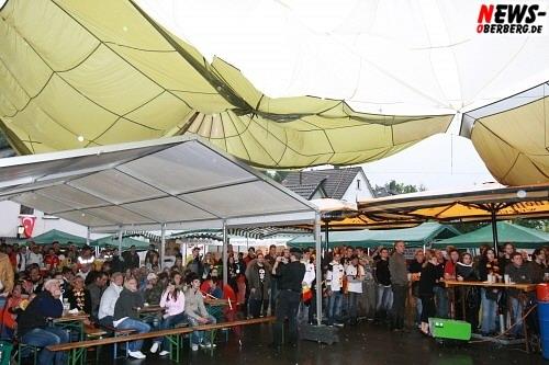 Public Viewing - wetterfest - Derschlag - Sport Messerer - Valhalla