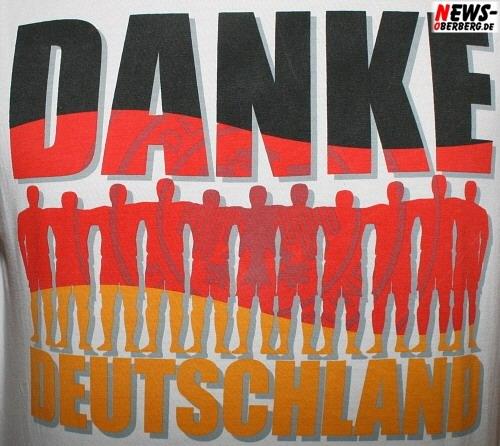Danke Deutschland - Fußball EM 2008