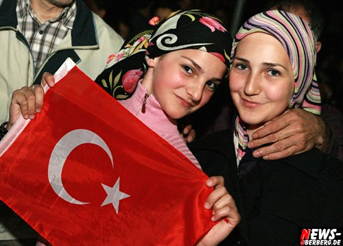 Türkiye - Fan Emotions - Bergneustadt