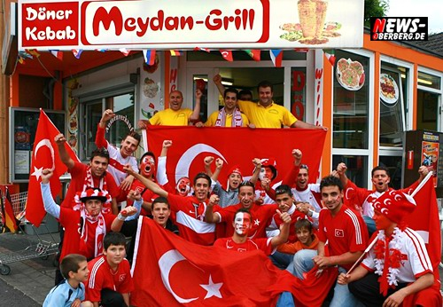 Meydan Grill - Fussball Fan Emotions