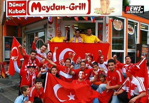 Meydan Grill - Fussball Fan Emotions