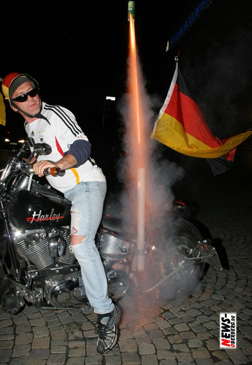 Jörg Abrolath (Harley Davidson) - Raketen Gummersbach