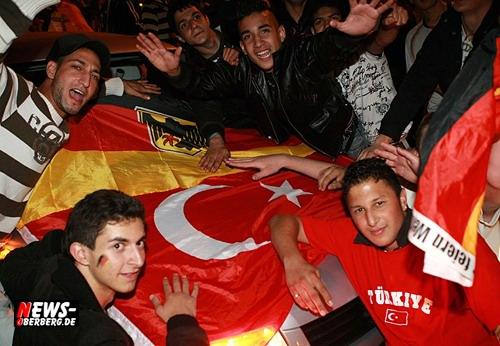 Türkiye - Deutschland - Türkei - EM 2008 Fußball - Fans