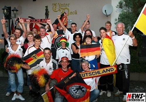 ´Unter Deck´ Fan EMotions (Deutschland - Türkei ) GER - TUR @Bergneustadt