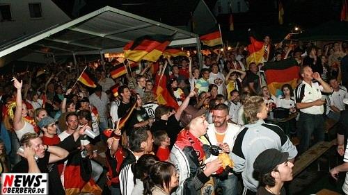 ´Sport Messerer/Valhalla´ Fan EMotions (Deutschland - Türkei ) GER - TUR @Derschlag