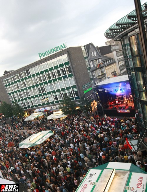 Lindenplatz Open Air 2008 (Gummersbach) Publikum#1