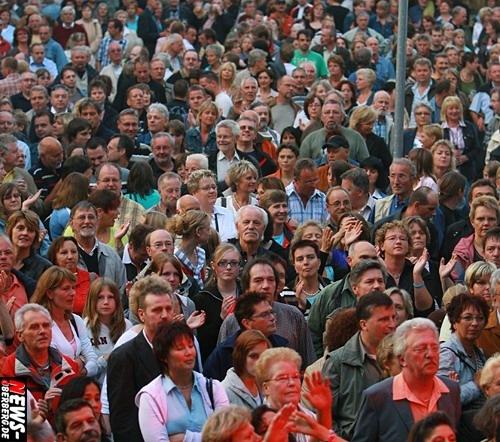 Lindenplatz Open Air 2008 (Gummersbach) Publikum#2