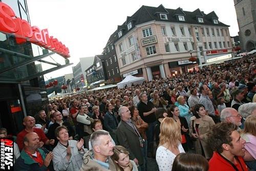 Lindenplatz Open Air 2008 (Gummersbach) Sparkasse