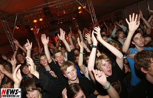 EVT Party Much Festzelt
