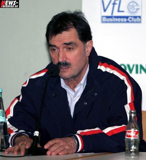 Sead Hasanefendic Pressekonferenz
