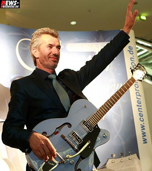 Südtiroler Musiker Oswald Sattler (50)