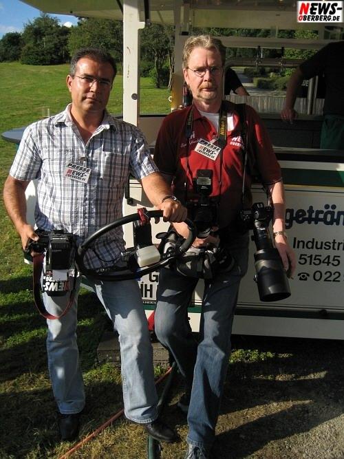 Adrian Radoi und Dirk Birkenstock