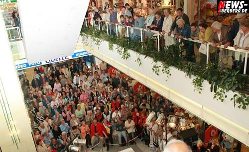 Einkaufszentrum Bergischen Hof Gummersbach