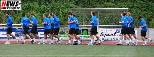 Training VfL Gummersbach Lochwiese