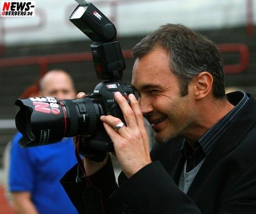 VfL-Sportdirektor Francois Xavier Houlet
