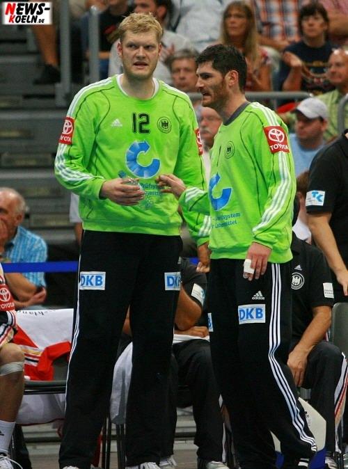 Johannes Bitter und Henning Fritz