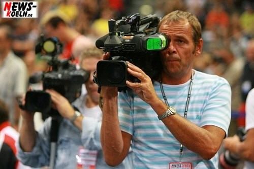 TV Kamerateam Kölnarena