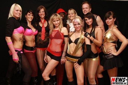 Sex nach der Karnevals Party mit Jule Stern