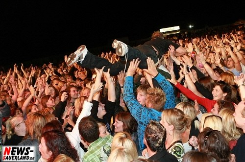 Willi Herren Stage diving