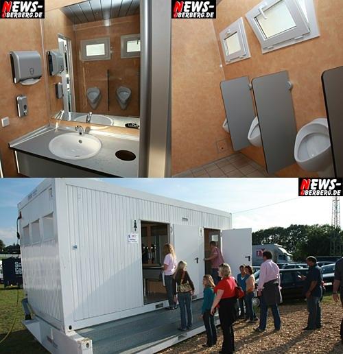 Olpe Ole 2008, Sanitäranlage, WC, Klo