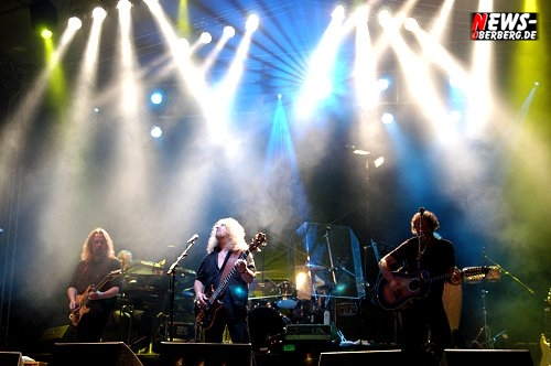 Barclay James Harvest feat. Les Holroyd (Brauerei Open Air 2008) Bielstein