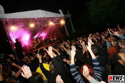 Nümbrecht Kurpark Open Air 2008