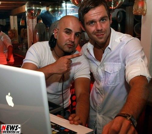 DJ M-Stuff und DJ T-Mo - RnB Party@B1