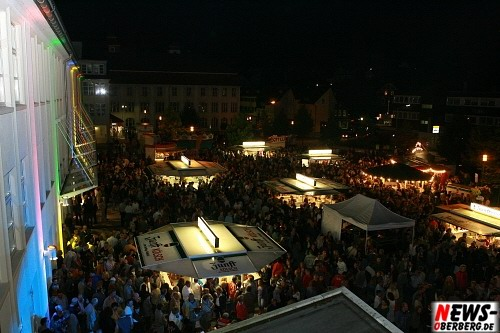 7. Rathausplatz Open-Air Bergneustadt