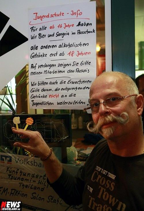 Ecki Stahl - Knallermann 6 - Jugendschutz - Info - Wendener Kirmes 2008
