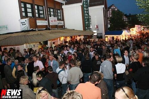 Knallermann 6 Stand @Wendener Kirmes 2008