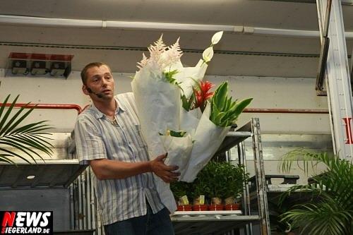 Blumenverkäufer - Marktschreier