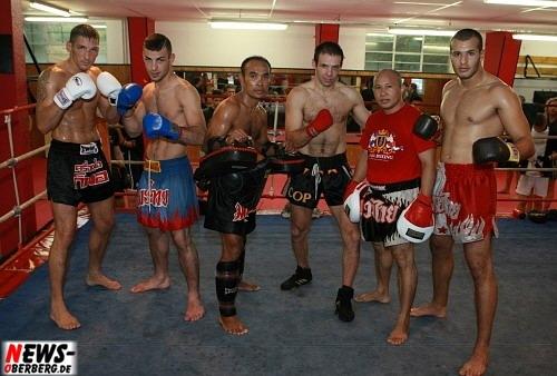 Kickboxverein Bodyguard Bergneustadt