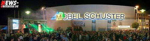 Möbelhaus Schuster Open-Air (Industriepark)