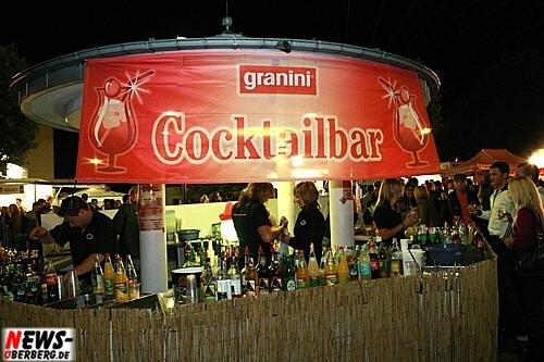 Granini Cocktailbar