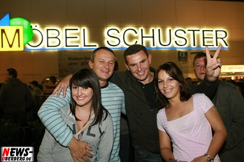 Möbel Schuster Party Zone