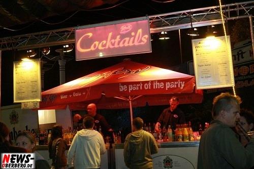 Cocktails - Cocktailbar - Cafe Pfeil - Waldbröl