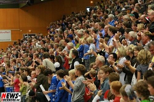 Zuschauer VfL Gummersbach - Eugen Haas Halle