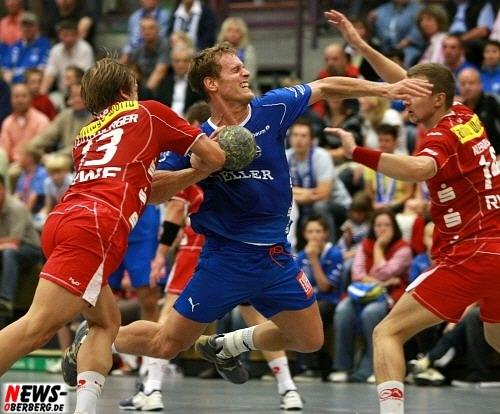 Geoffroy Krantz (VfL Gummersbach) Handball